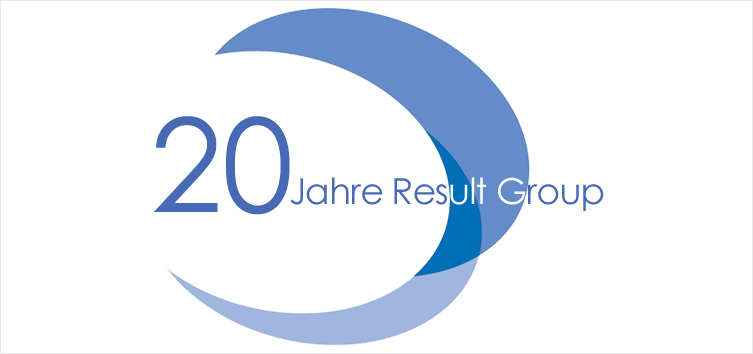 20 Jahre Result Group