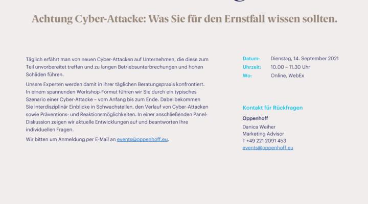 Cyber Erstfall1
