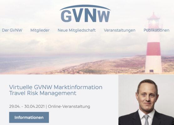 GVNW Travel Risk Managment