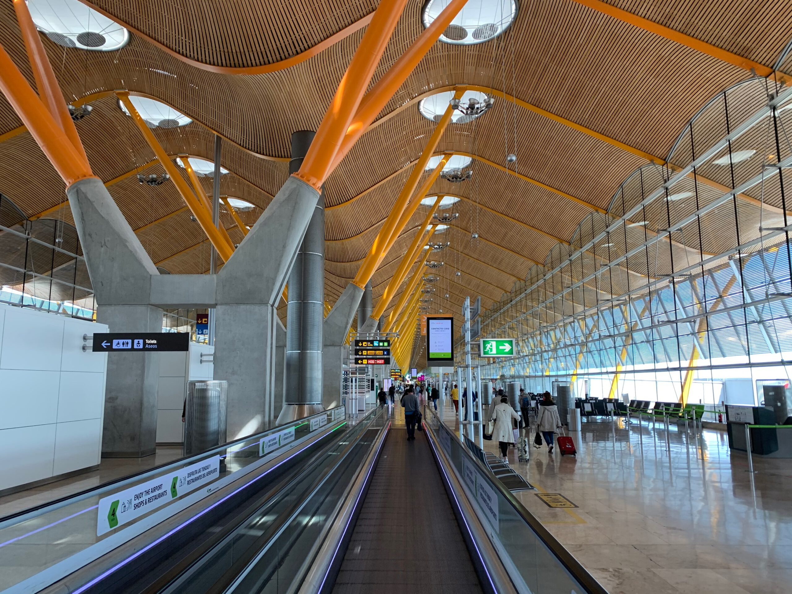 Madrid Airport