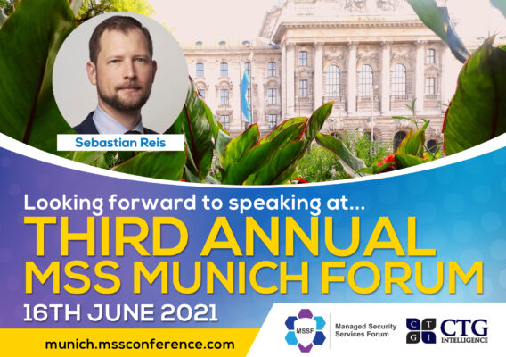 Invitation MSS Munich