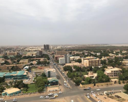 Khartum Sudan Risikobewertung und einer Vor-Ort Erkundung
