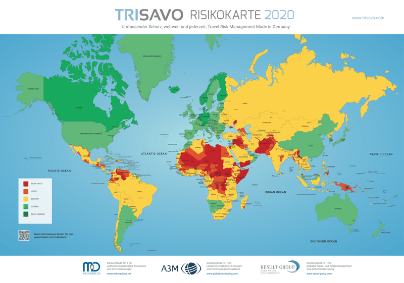 Risk Map 2020 - Result Group GmbH